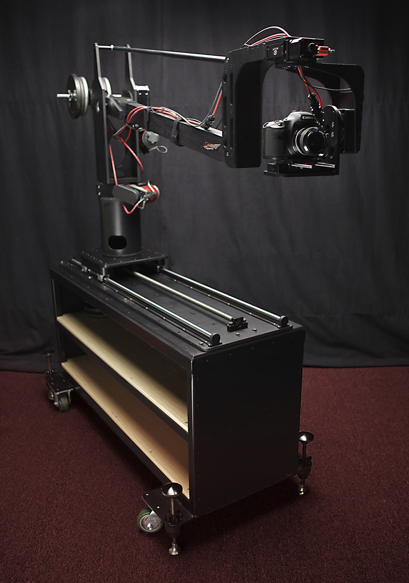 Motion Controls Stop Motion Rig